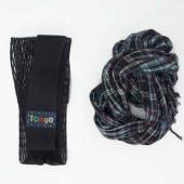 Nosidełko  Tonga kolor czarny