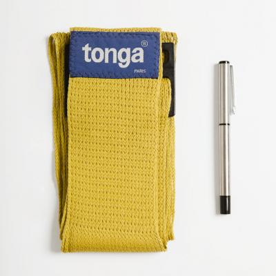 Nosidełko Tonga kolor limonkowy