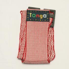 Nosidełko Tonga biało-czerwone