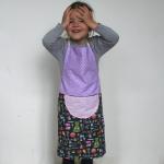 Fartuszek cukiernika dla dziewczynki