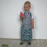 Fartuszek w rowery wodoodporny dla chłopca