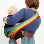 Jak nosić dziecko w nosidle Tonga®